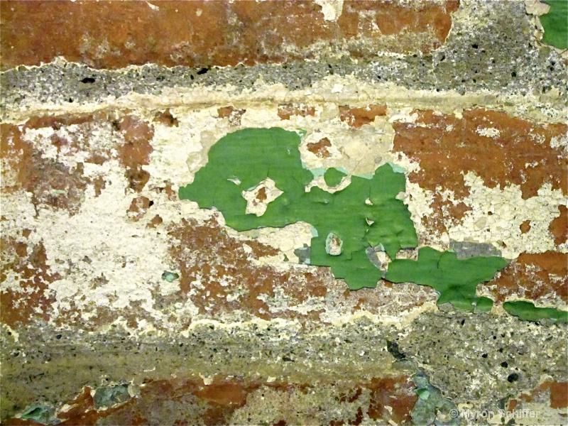 Abandoned Wall 2