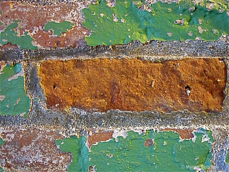 Abandoned Wall 4