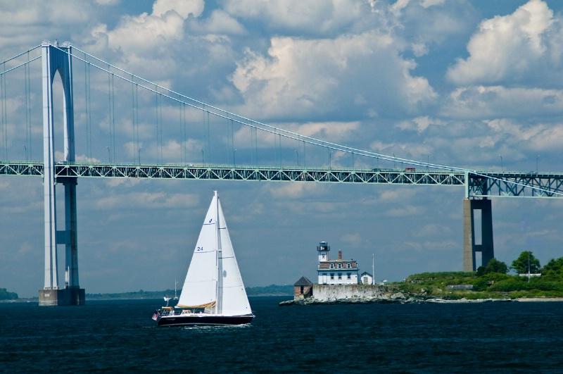 Newport Boat & Bridge