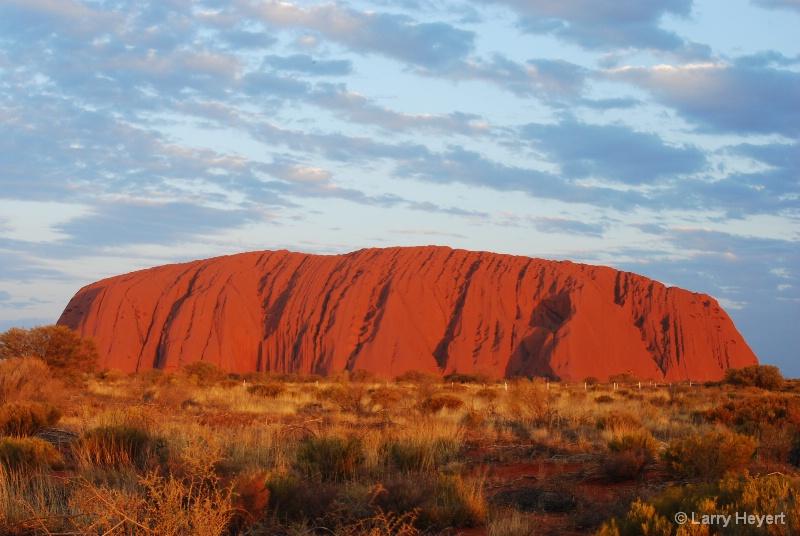 Australia- Uluru (Ayers Rock)