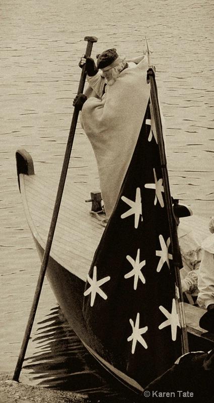 Reenactment: Washington Crossing Delaware River