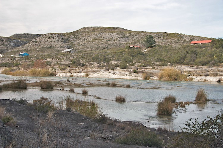 Another view across the Devils River