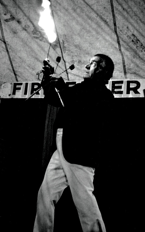 The Fireater