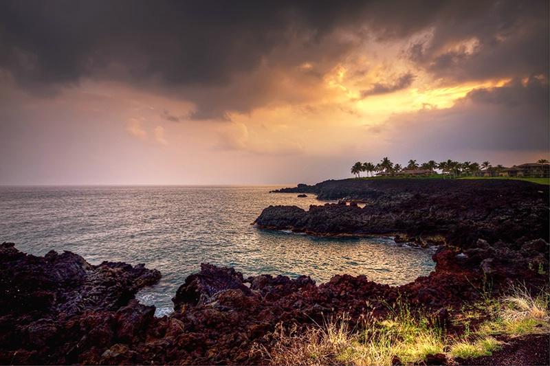 The Beach Course - Waikoloa, Big Island Hawaii