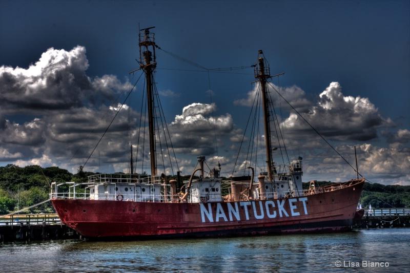 Nantucket Light Ship