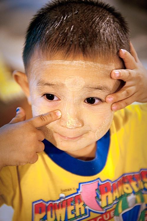 Power Ranger Kid, Myanmar (Burma)