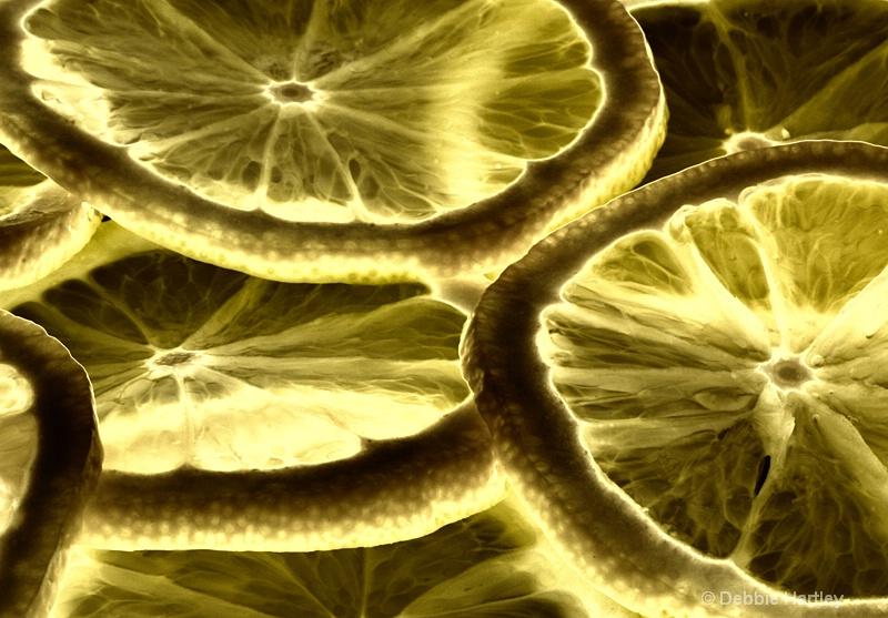 Solarized Lemon