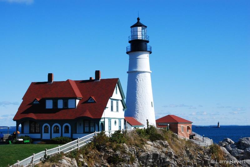 Maine- Portland Head Lighthouse