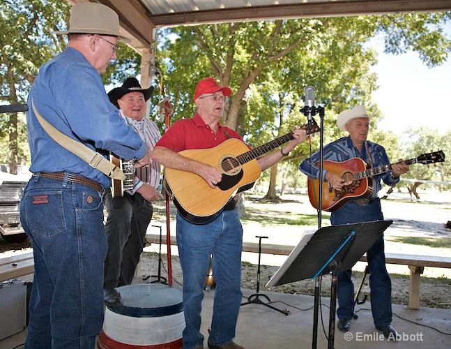 Tom, Gerry, Bill & Huddy
