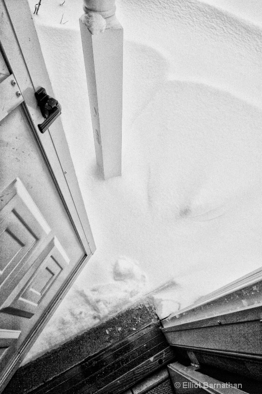 Blizzard of 2010 8