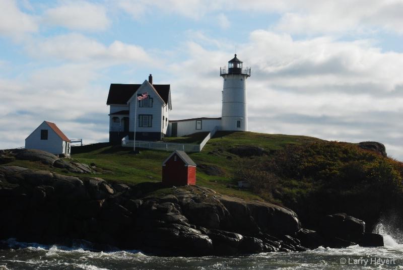 Maine- Nuble Lighthouse