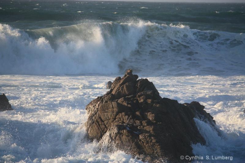 The Mighty Ocean. . .