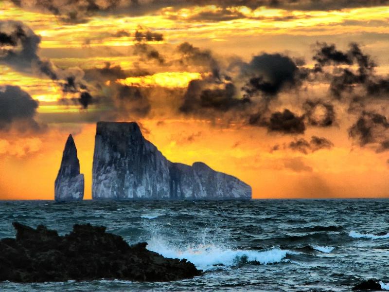 Galapogos Sunset