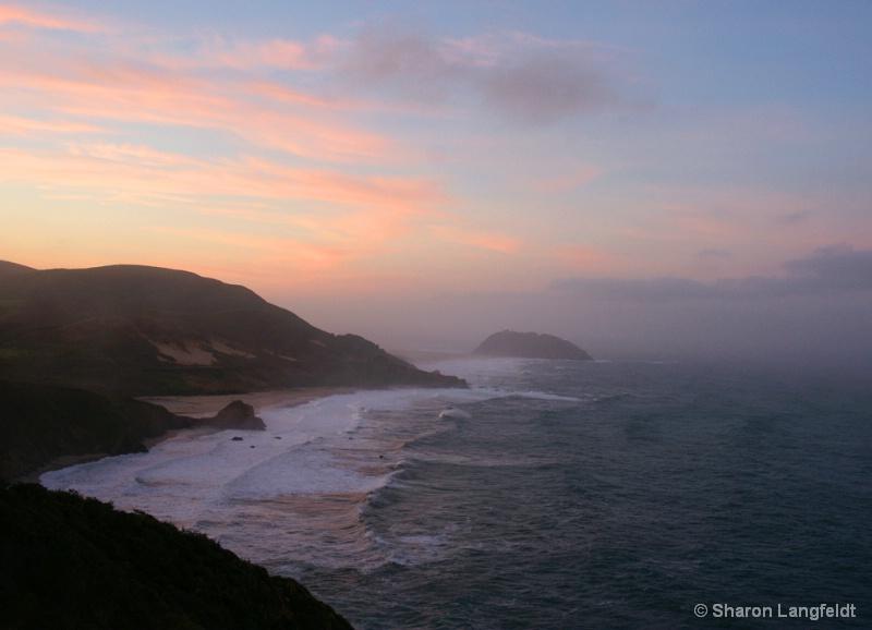 Marine Layer Sunrise