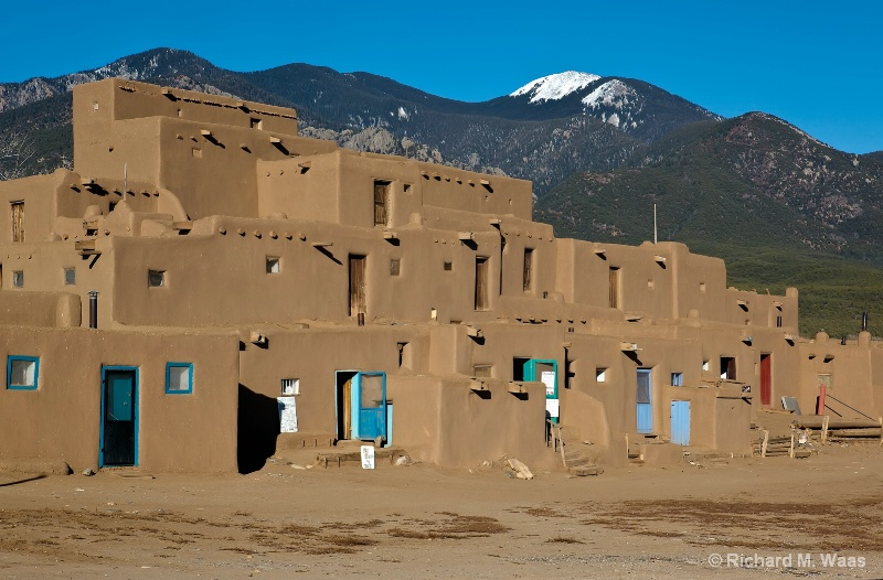 Taos Pueblo #2