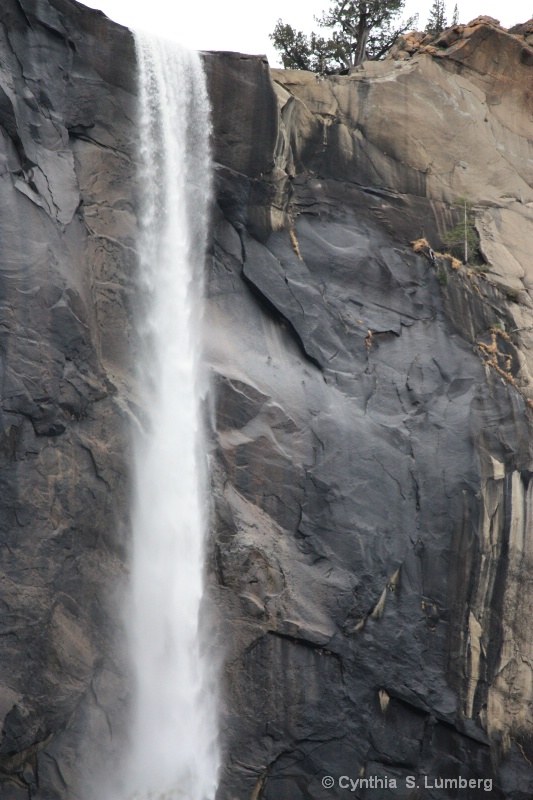 Bridal Veil Falls - Yosemite, CA