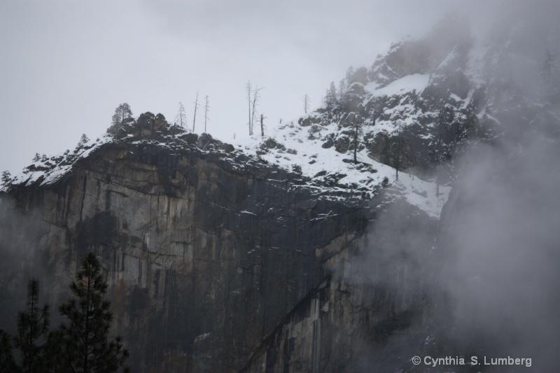 Winter's Chill - Yosemite, CA