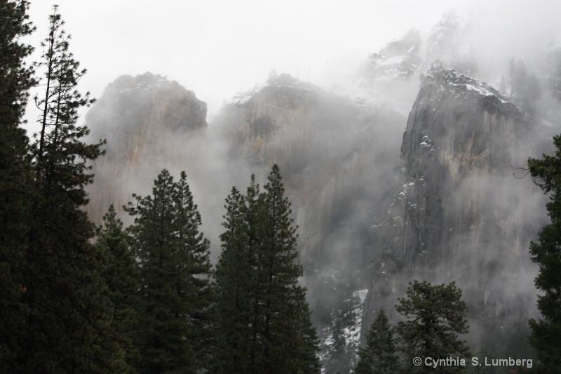 Winter's Calling - Yosemite, CA