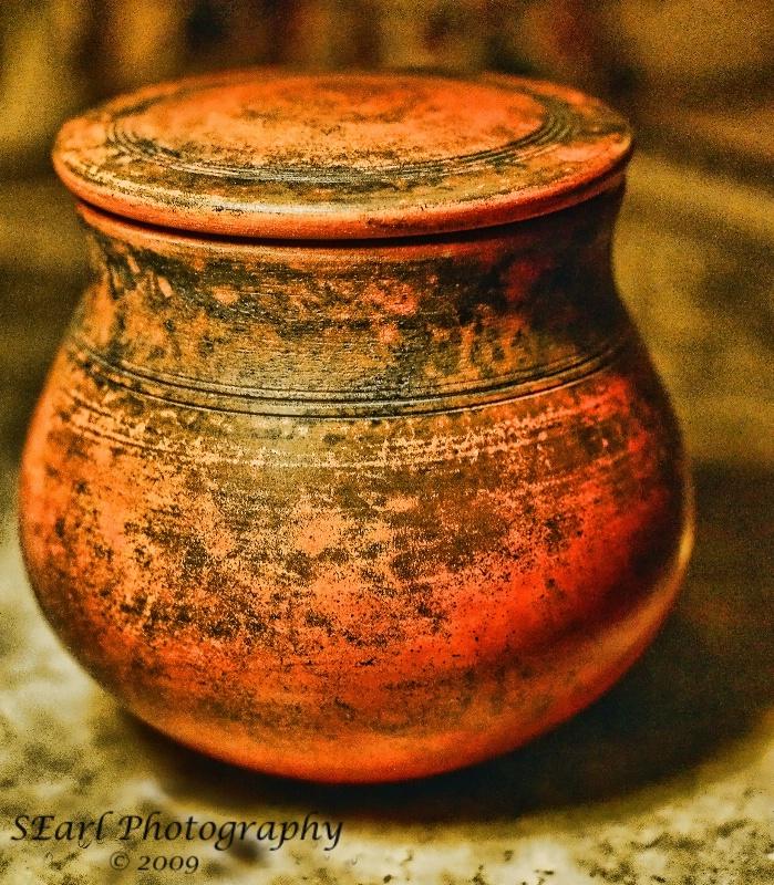 Greek Pottery - Corfu