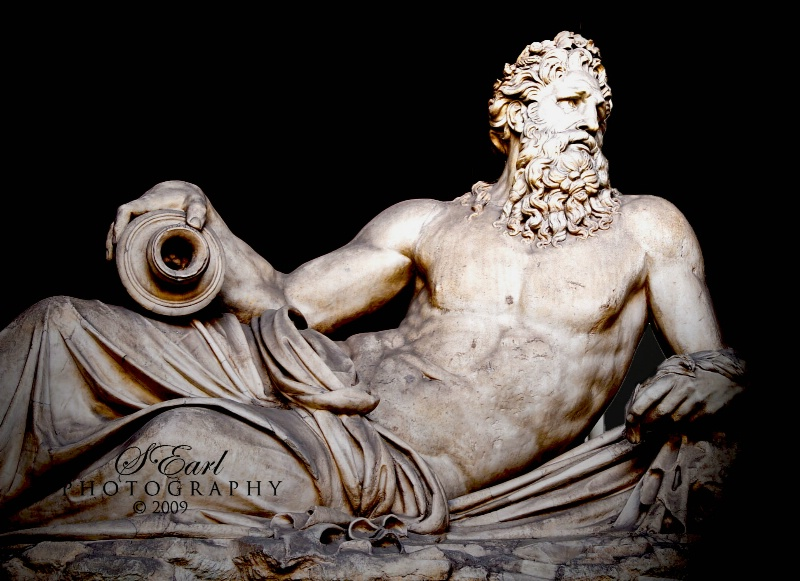 Vatican Statue #2