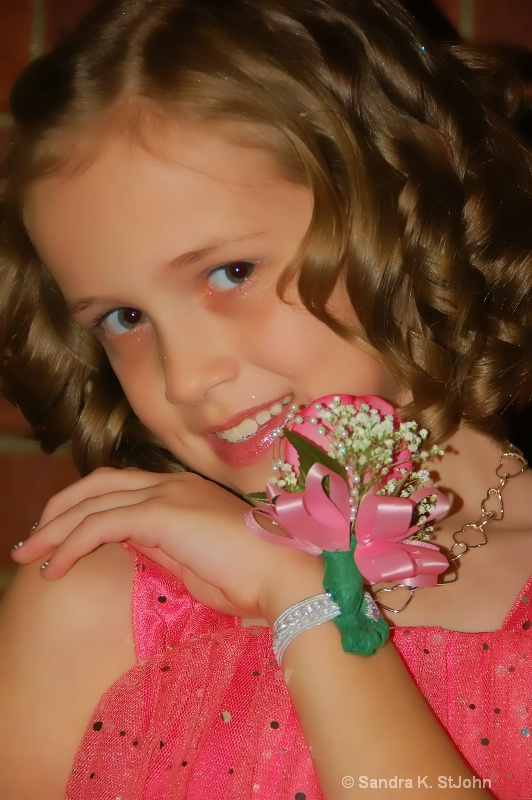 First Corsage