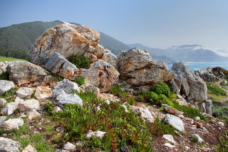 Rocks at Rocky Point