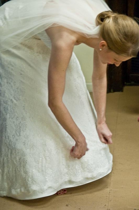 Katie in Dress