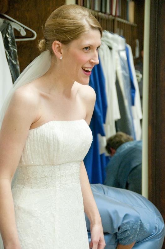 Katie in Dressing Room