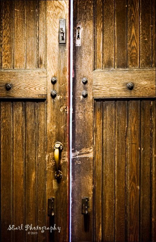 Doors to the Church