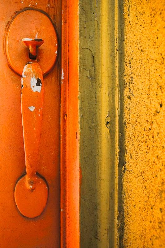 Door on The Danforth