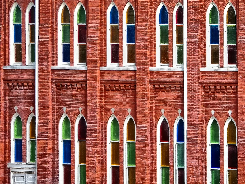 Windows Of Color