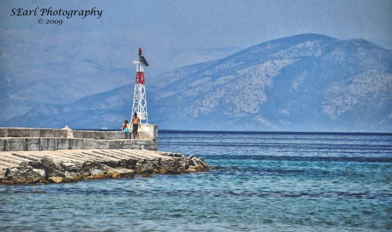 Lighthouse@Corfu