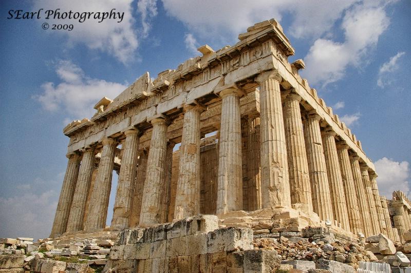 Parthenon@Athens, Greece