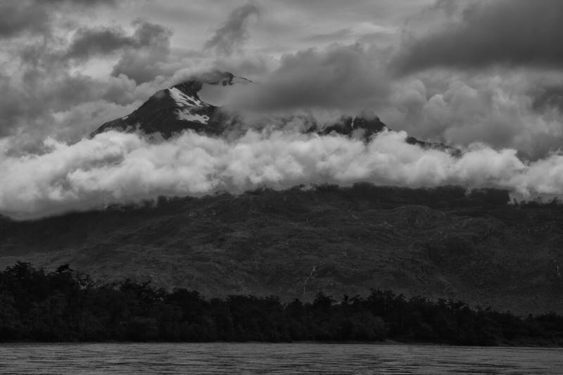 Mountains Halo