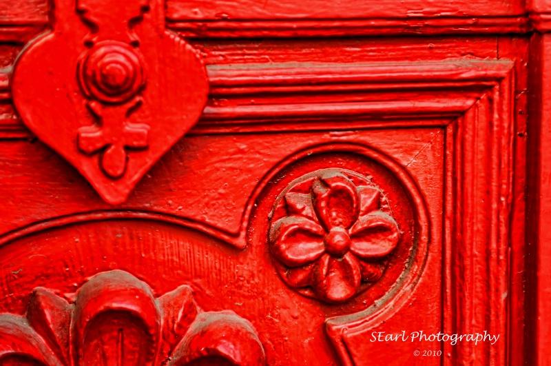 Red Door in Kiev