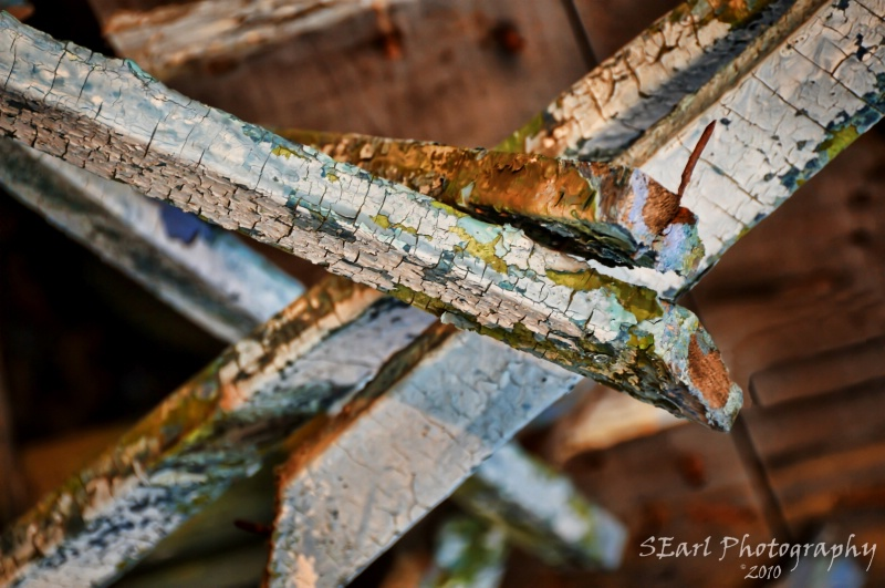 Old Scraps of Wood