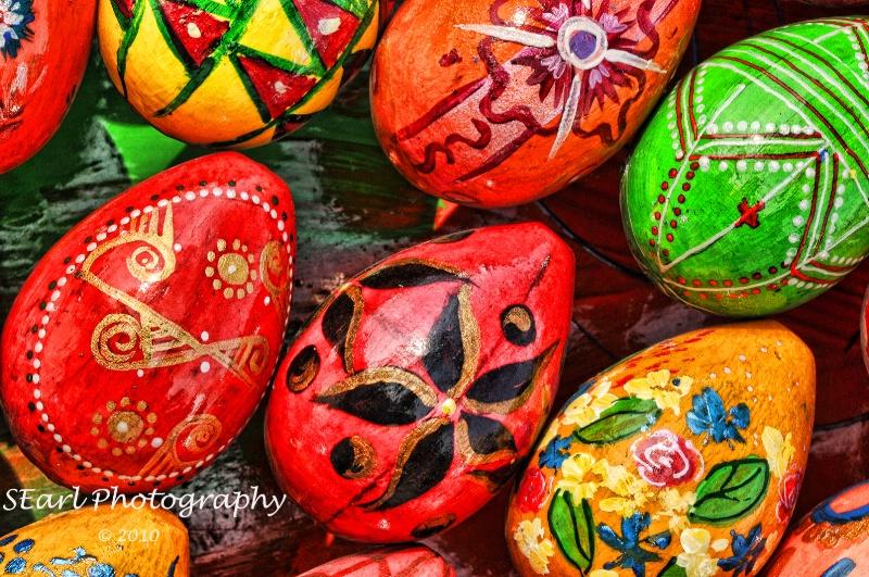 Easter Eggs@@Kiev