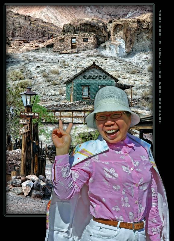 Very Joyful Tourist