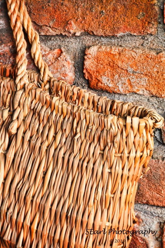 Basket and Bricks@@Good Light
