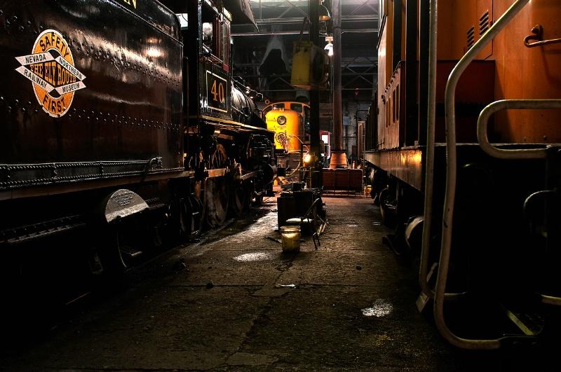 Northern Nevada Railway