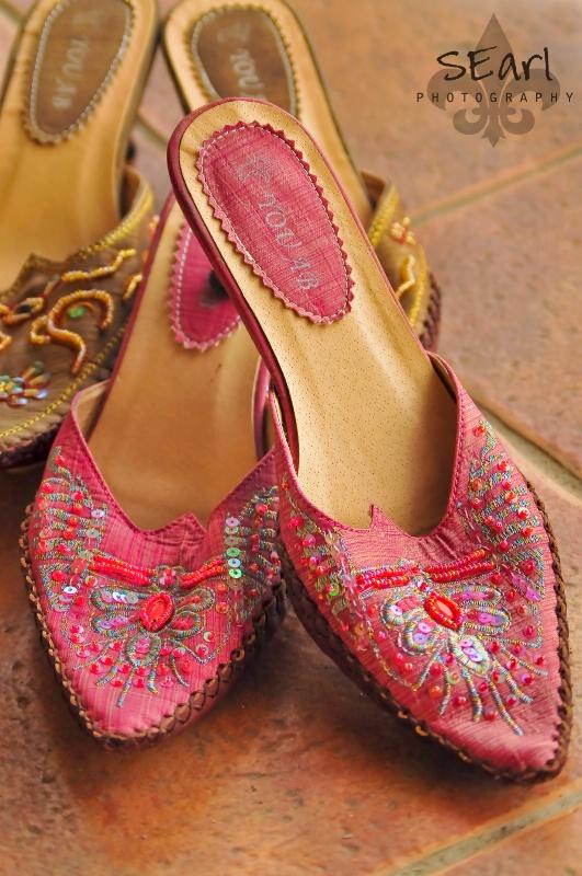 Albanian Wedding Shoes