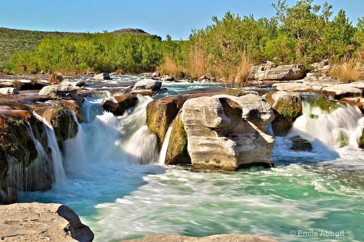 Dolan Falls at 1/13 sec