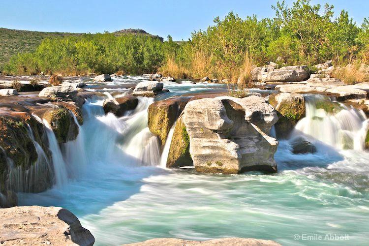 Dolan Falls at 1/4 sec