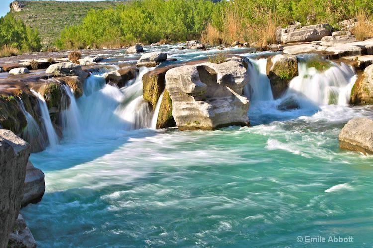 Dolan Falls at 1/6 sec