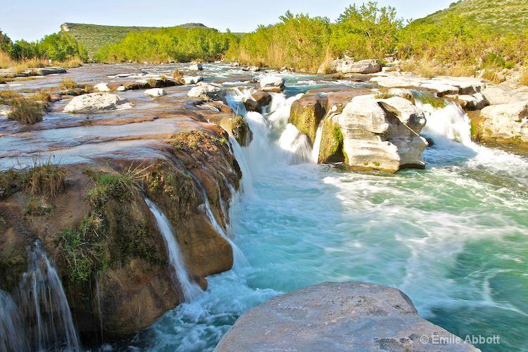 Dolan Falls at 1/15 sec