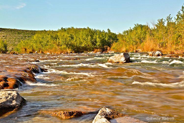 Devils River Rapids at 1/10