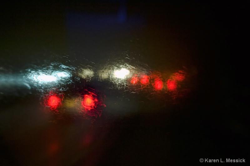 Rush Hour Rainstorm
