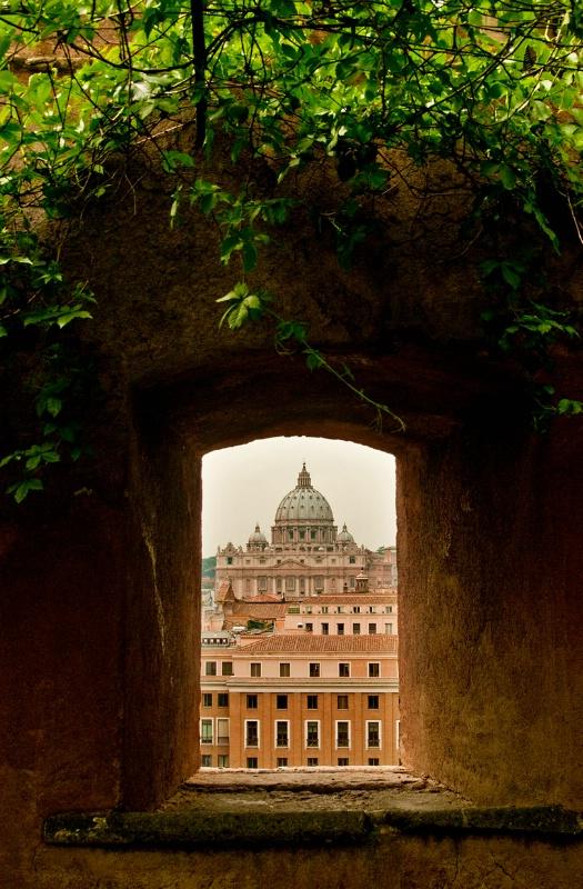 Window on the Vatican