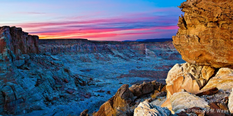 Stud Horse Point #4 at Sunset