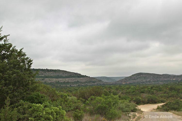Views from Dolon Creek Road